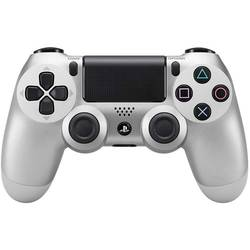 DualShock 4 pentru PlayStation 4, Wireless, Argintiu