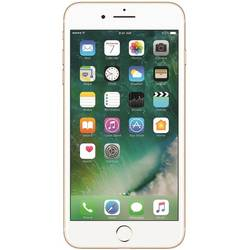 iPhone 7 Plus, Single SIM, 5.5'' LED backlit IPS Retina Capacitive Multitouch, Quad Core 2.23GHz, 3GB RAM, 128GB, Dual 12MP, 4G, iOS 10, Gold