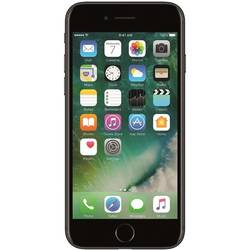 iPhone 7, Single SIM, 4.7'' LED backlit IPS Retina Capacitive Multitouch, Quad Core, 2GB RAM, 256GB, 12MP, 4G, iOS 10, Black