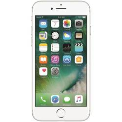 iPhone 7, Single SIM, 4.7'' LED backlit IPS Retina Capacitive Multitouch, Quad Core, 2GB RAM, 128GB, 12MP, 4G, iOS 10, Silver