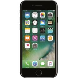 iPhone 7, Single SIM, 4.7'' LED backlit IPS Retina Capacitive Multitouch, Quad Core, 2GB RAM, 256GB, 12MP, 4G, iOS 10, Jet Black