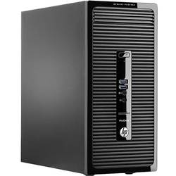 ProDesk 400 G3 MT, Core i3-6100 3.7GHz, 4GB DDR4, 500GB HDD, Intel HD 530, FreeDOS, Negru