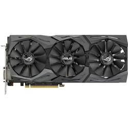 Radeon RX 480 STRIX GAMING OC, 8GB GDDR5, 256 biti