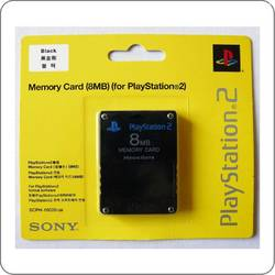 Sony Card Memorie PlayStation 2 8MB