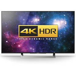 Smart TV KD-49XD8088, 123 cm, 4K Ultra HD, Negru