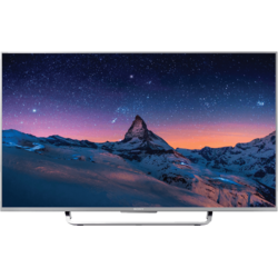 Smart TV KD-49X8307C, 123 cm, 4K Ultra HD, Argintiu