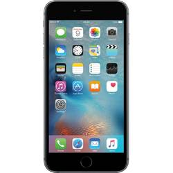 Apple iPhone 6s, LED backlit IPS Retina capacitive touchscreen 4.7'', Dual Core 1.84 GHz, 2GB RAM, 32GB, 12MP, PowerVR T7600, 4G, iOS 9, Space Gray