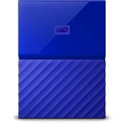 My Passport New 1TB USB 3.0 Albastru
