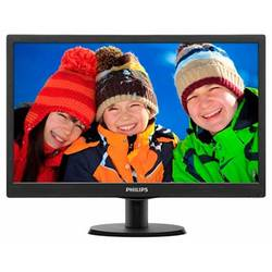 "193V5LSB2/62, 18.5"", HD Ready, 5ms, Negru"