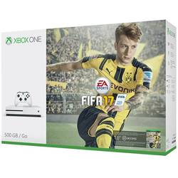 Xbox One S 500GB + Fifa 17 + 1 luna EA Access