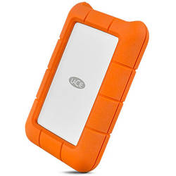 Rugged, 4TB, USB 3.1, Portocaliu