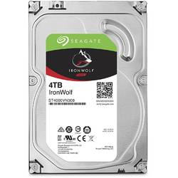 IronWolf 4TB, SATA III, 5900rpm, 64MB