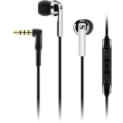 CX 2.00G, In-Ear, Cu microfon, Black