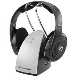 RS 120-8 II, Over-Head, Wireless, Negru