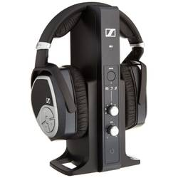 RS 195, Over-Head, Wireless, Negru