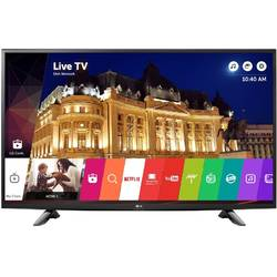 Smart TV 43UH603V, 108 cm, 4K UHD, Negru