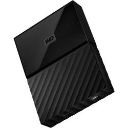 "MY PASSPORT, 2.5"", 4TB, USB 3.0, Black"