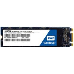 Blue 500GB SATA 3, M.2 2280