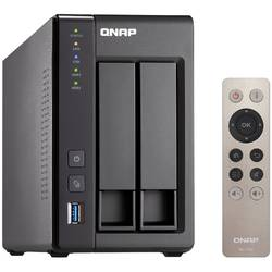 TS-251+-2G, Intel Celeron Quad-Core 2.0GHz, 2 GB, 2 Bay, 4 x USB