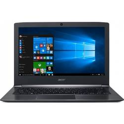 Aspire S5-371-593P, 13.3'' FHD, Core i5-6200U 2.3GHz, 8GB DDR3, 256GB SSD, Intel HD 520, Win 10 Home 64bit, Negru
