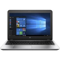 ProBook 450 G4, 15.6'' HD, Core i3-7100U 2.4GHz, 4GB DDR4, 500GB HDD, Intel HD 620, FingerPrint Reader, Win 10 Pro 64bit, Argintiu