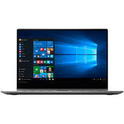 Yoga 910-13, 13.9'' FHD Touch, Core i5-7200U 2.5GHz, 8GB DDR4, 512GB SSD, Intel HD 620, Win 10 Home 64bit, Argintiu