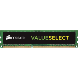 ValueSelect, 8GB DDR3, 1600MHz, CL11