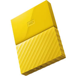 My Passport, 1TB, USB 3.0, Yellow