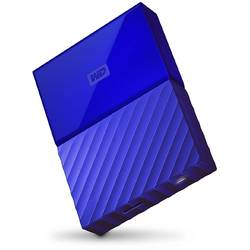 My Passport, 3TB, USB 3.0, Blue