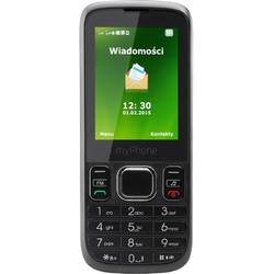 MP6300BK, Dual Sim, 2.4'' TFT Display, Negru
