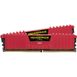 Vengeance LPX Red 16GB DDR4 3200MHz CL14 Kit Dual Channel