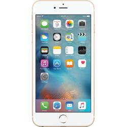 iPhone 6s Plus, IPS LCD Multitouch 5.5'', Dual Core 1.84 GHz, 2GB RAM, 32GB, 12MP, PowerVR GT7600, 4G, iOS 9, Gold