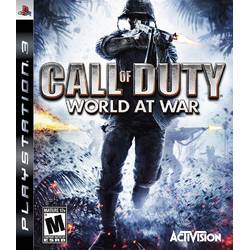 CALL Of DUTY World At War Platinium pentru PS3
