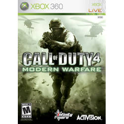 Call of Duty MODERN WARFARE pentru XBOX 360