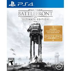 STAR WARS BATTLEFRONT ULTIMATE BUNDLE PS4