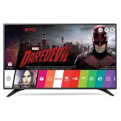 Smart TV 55LH6047, 139cm, Full HD, Negru