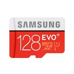 Micro SDXC EVO PLUS UHS-1 Clasa 10 128GB + Adaptor SD
