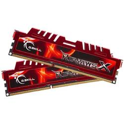 RipjawsX 8GB DDR3 1600MHz, CL9 Kit Dual Channel