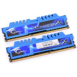 RipjawsX 16GB DDR3 1600MHz, CL9 Kit Dual Channel