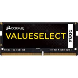 ValueSelect, 16GB, DDR4, 2133MHz, CL15, 1.2V