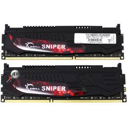 Sniper 16GB DDR3 1866 MHz, CL10 Kit Dual Channel