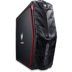 Predator G1-710, Core i5-6400 2.7GHz, 8GB DDR4, 2TB HDD + 256GB SSD, GeForce GTX 1060 3GB, Win 10 Home 64bit, Negru