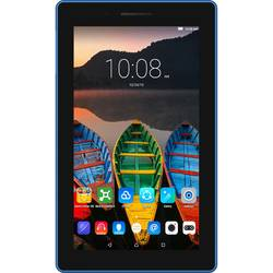 Tab 3 TB3-710I, 7.0'' IPS LCD Multitouch, Quad Core 1.3GHz, 1GB RAM, 8GB, WiFi, Bluetooth, 3G, Android 6.0, Negru
