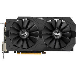 GeForce GTX 1050 STRIX GAMING OC, 2GB GDDR5, 128 biti