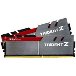 TridentZ 64GB DDR4 3600MHz, CL17 Kit Quad Channel