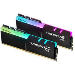 TridentZ RGB 16GB DDR4 3600MHz, CL16 Kit Dual Channel