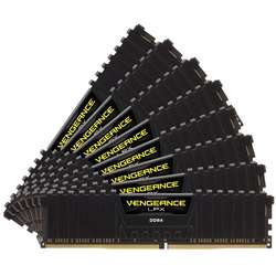 Vengeance LPX Black 64GB DDR4 3200MHz CL16 Kit x 8