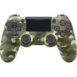 DualShock 4 v2 pentru PlayStation 4, Wireless, Green Camo
