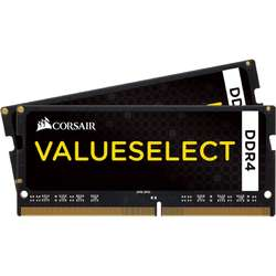 ValueSelect, 32GB, DDR4, 2133MHz, CL15, 1.2V, Kit Dual Channel
