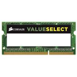 ValueSelect, 4GB, DDR3, 1333MHz, CL9, 1.35V